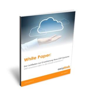 Whitepaper Leitfaden ERP ersetzen oder in die Cloud erweitern?