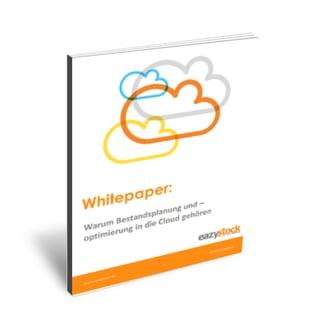 Whitepaper Warum Bestandsplanung in die Cloud gehört?