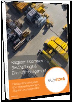 Ratgeber Optimales Beschaffungs-& Einkaufsmanagement
