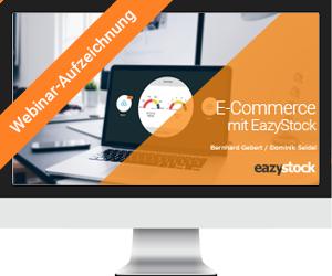 Webinar - Optimierung Ihrer Bestände im E-Commerce