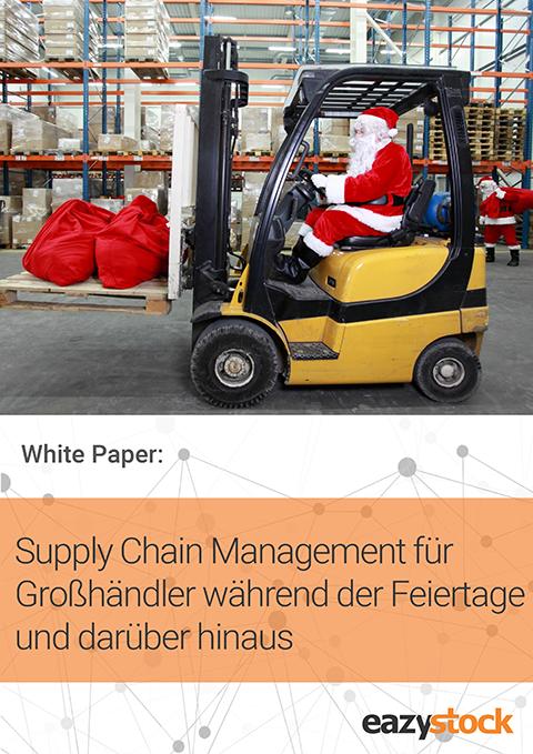 Supply Chain Management für Großhändler während der Feiertage und darüber hinaus